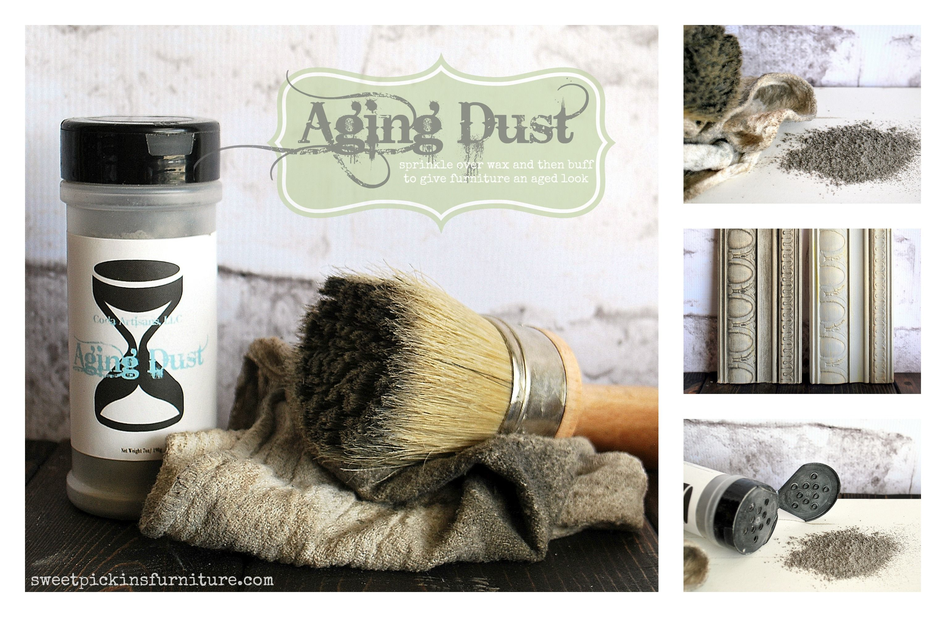 Sweet Pickins - Aging Dust