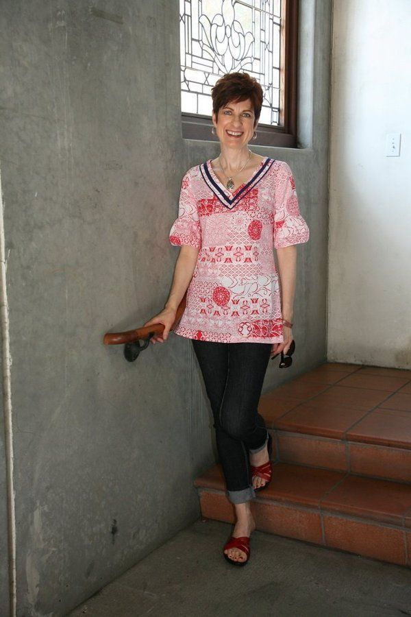 Master Pattern Book The Tunic Bible Pattern Review By Sewwil Tunic