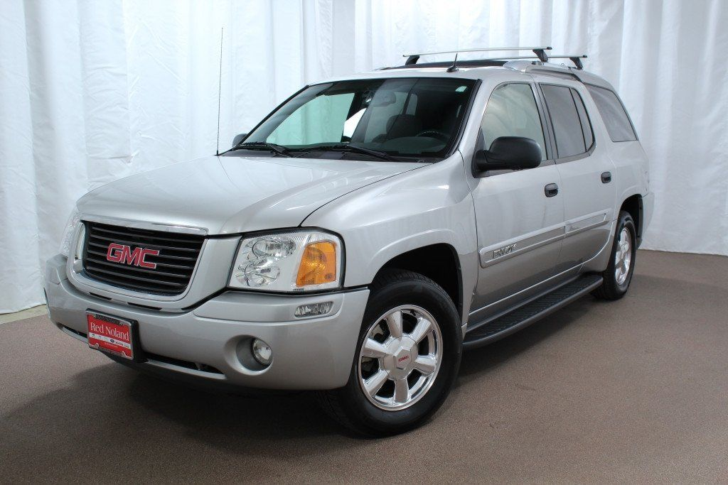 Preowned 2004 Gmc Envoy Xuv Suv For Sale Red Noland Used Gmc Envoy Gmc Envoy Xuv Gmc