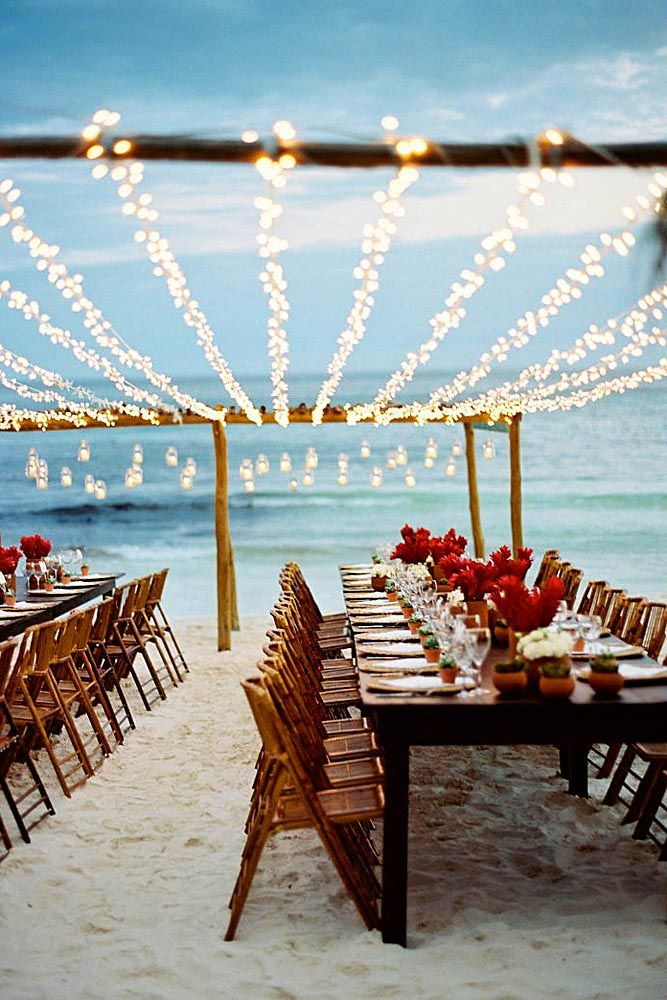 39 Gorgeous Beach Wedding Decoration Ideas Pinterest Book
