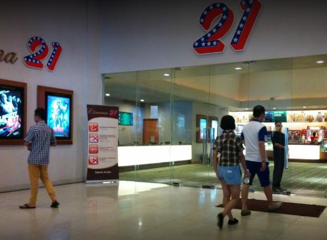 Harga Tiket Masuk dan Alamat Lengkap Cinema 21 BCS Batam