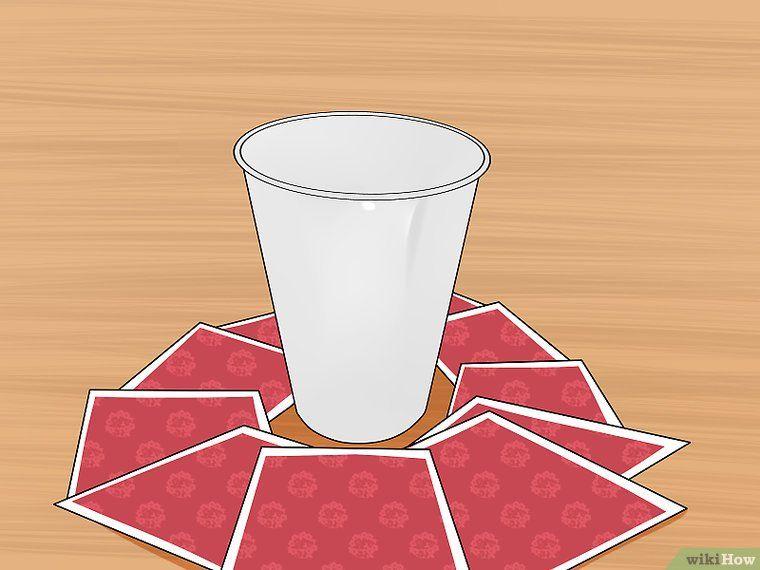 4 Ways To Play The Drinking Game King S Cup Wikihow Juegos Para Fiestas De Adultos Juegos De Beber Juegos Para Tomar