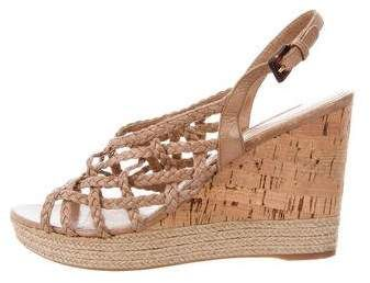 0ec75e4eb Woven Platform Wedges | Products | Wedges, Shoes, Wedge shoes