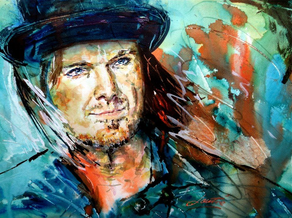 La Carpa — VampireHungerStrike   Portrait art, Portrait