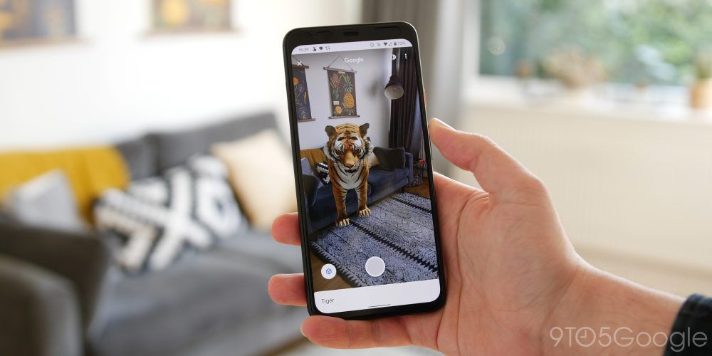 Augmented Reality Google 3d Animals List