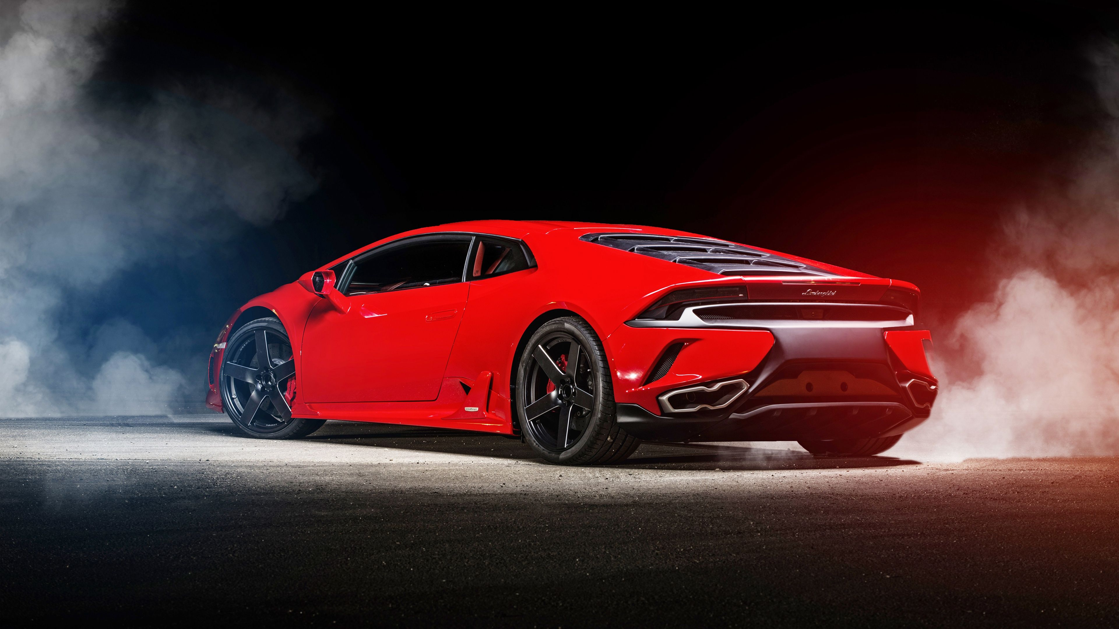 Merveilleux Adv Wheels Lamborghini Huracan Cars HD K Wallpapers