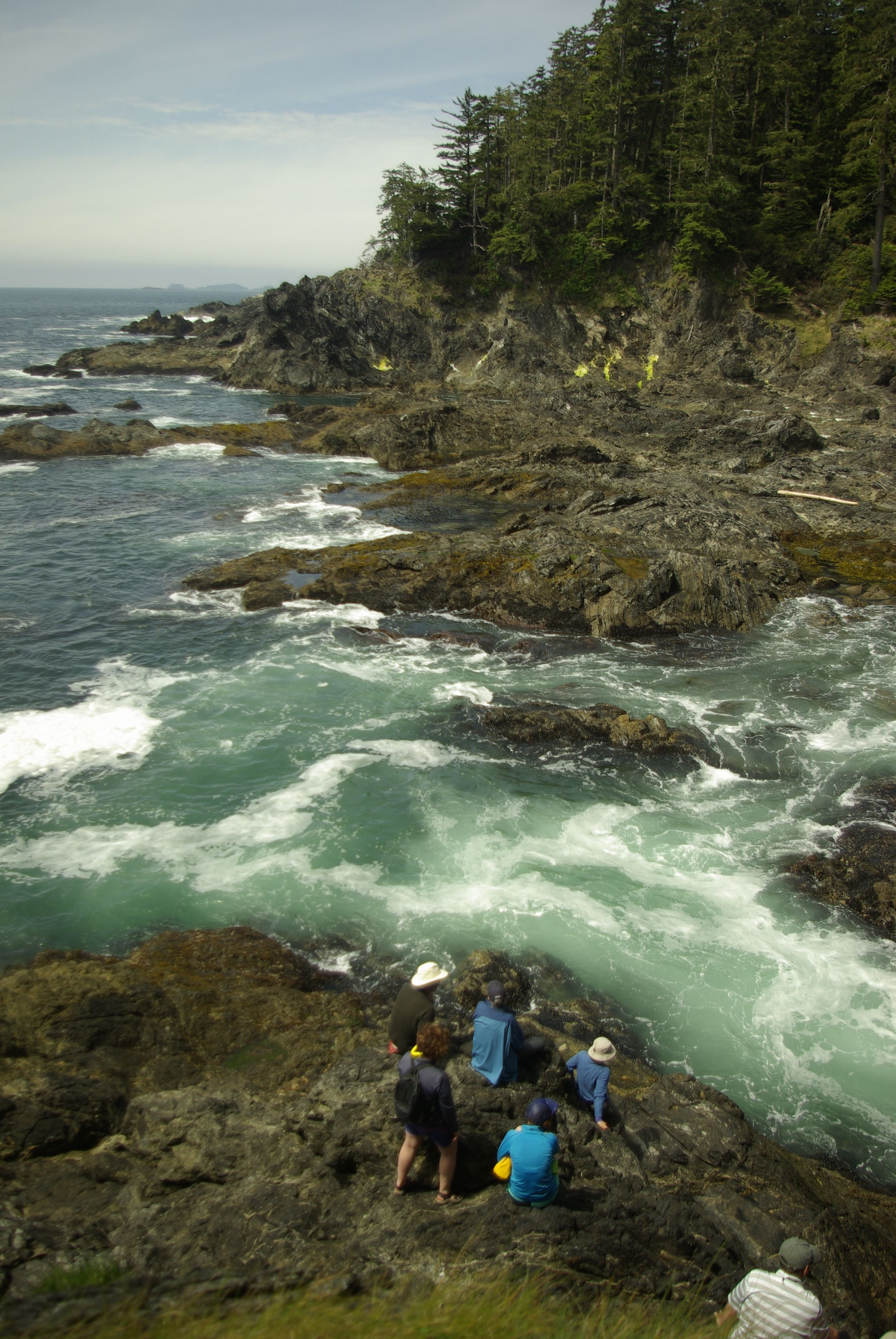 Guided Canoe And Hiking Trips In