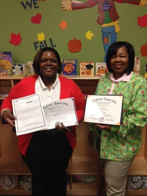 Congratulations To 2 Of Our Familytree Teachers On Your Amazing