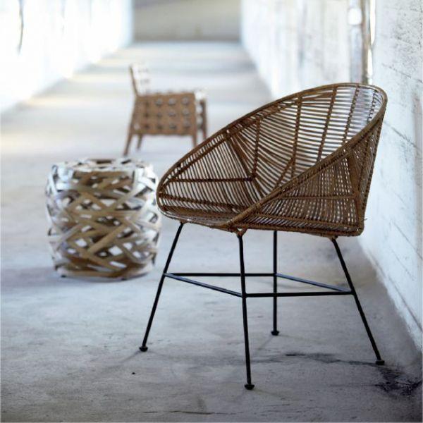 house doctor lounge stuhl retro i t in 2019. Black Bedroom Furniture Sets. Home Design Ideas
