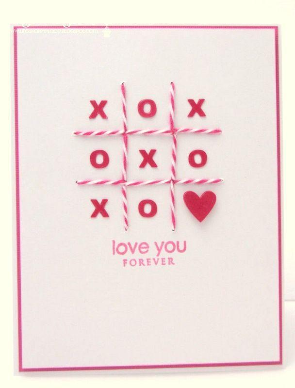 25 Easy Diy Valentine S Day Cards Cards Pinterest Valentines