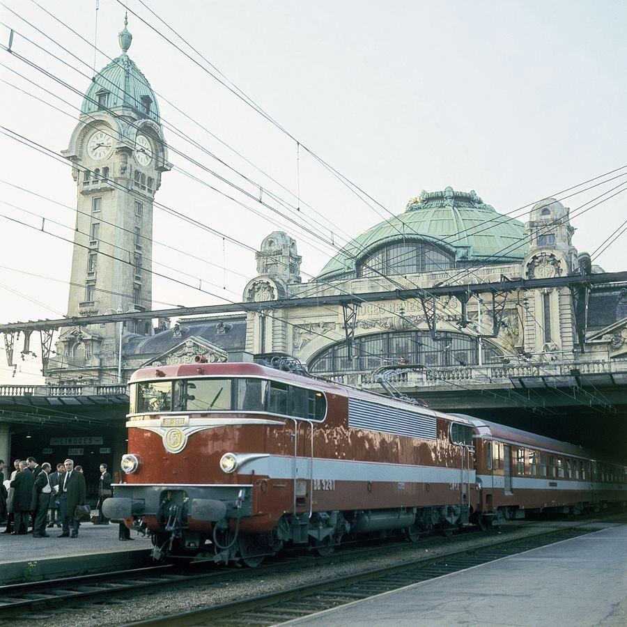 capitole paris limoges en gare de lyon paris locomotives pinterest gare de lyon. Black Bedroom Furniture Sets. Home Design Ideas