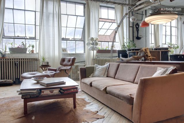 Loft in Montreal – want!