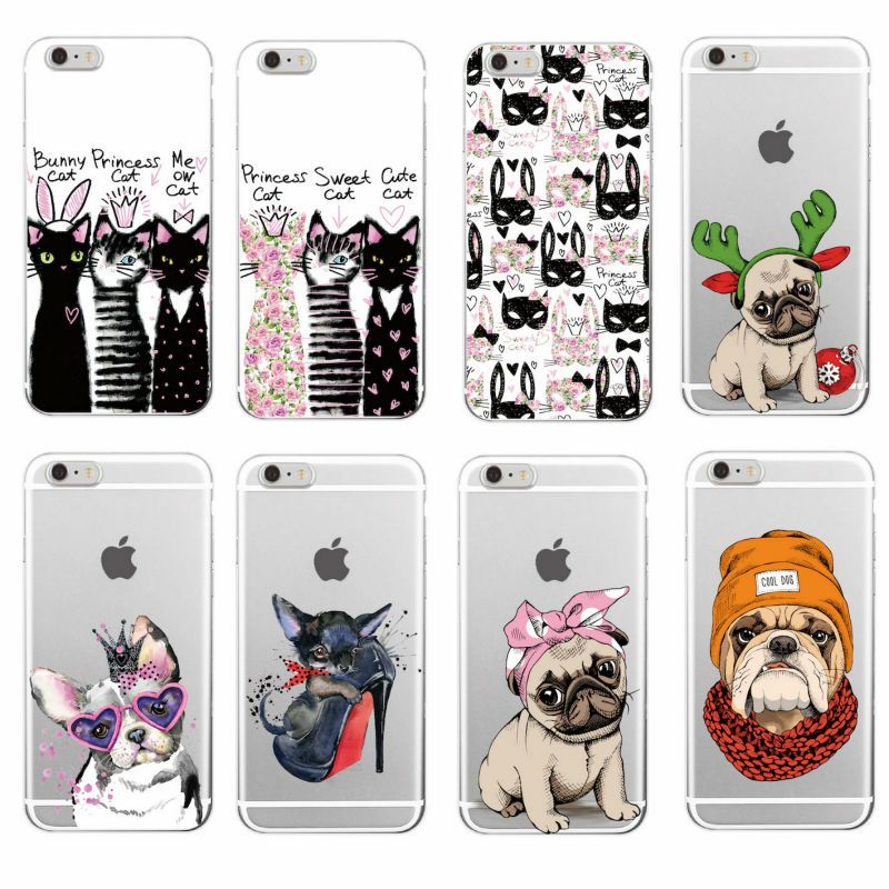 coque iphone 7 bouledogue