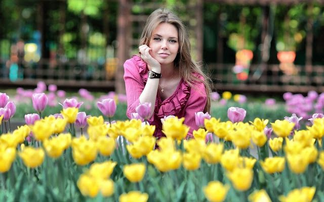 Пилинги на Весну и Лето | Tulip fields, Ordinary girls