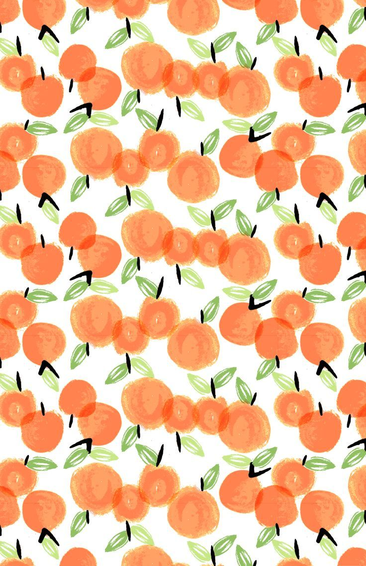 Orange Oranges | Prints and Pattern | Pinterest | Orange flowers ... for Background Pattern Tumblr Orange  131fsj