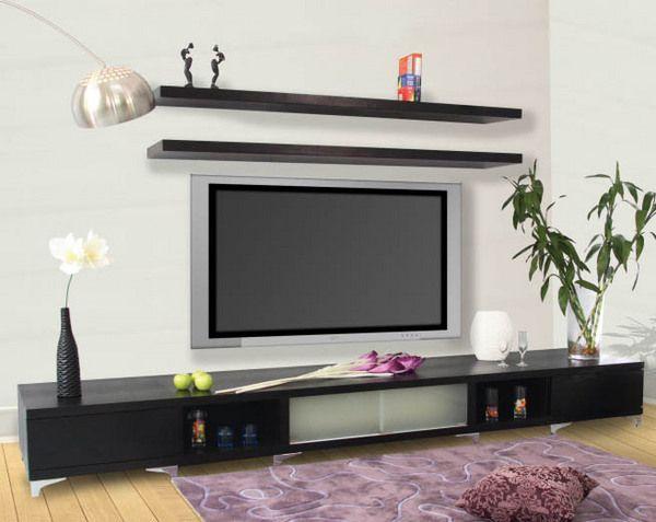 muebles-para-tv-1297215948jpg (600×477) TV Stand Ideas - muebles diy