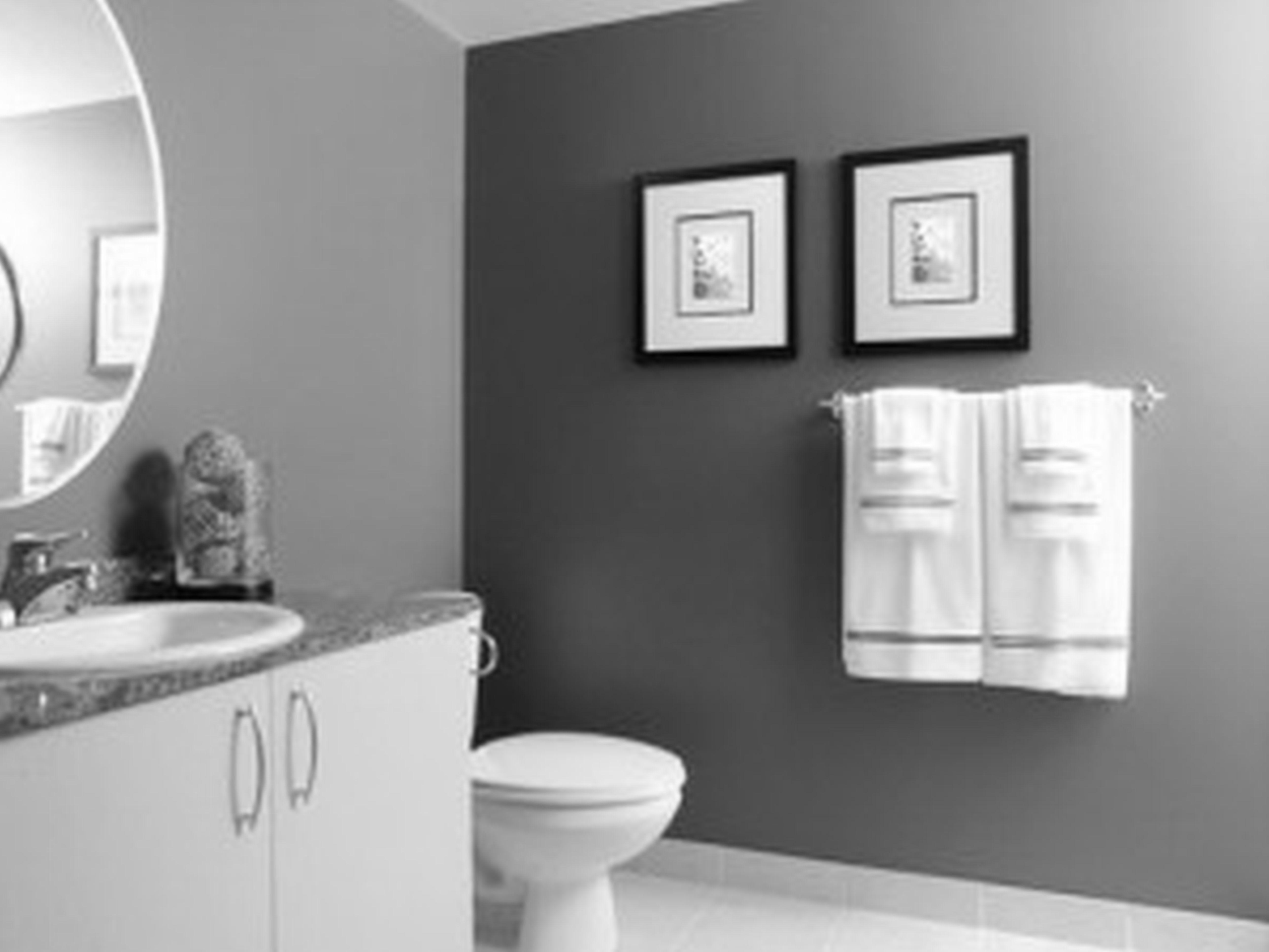 Bathroom. Freshest Small Bathroom Paint Color Ideas: Warm ...
