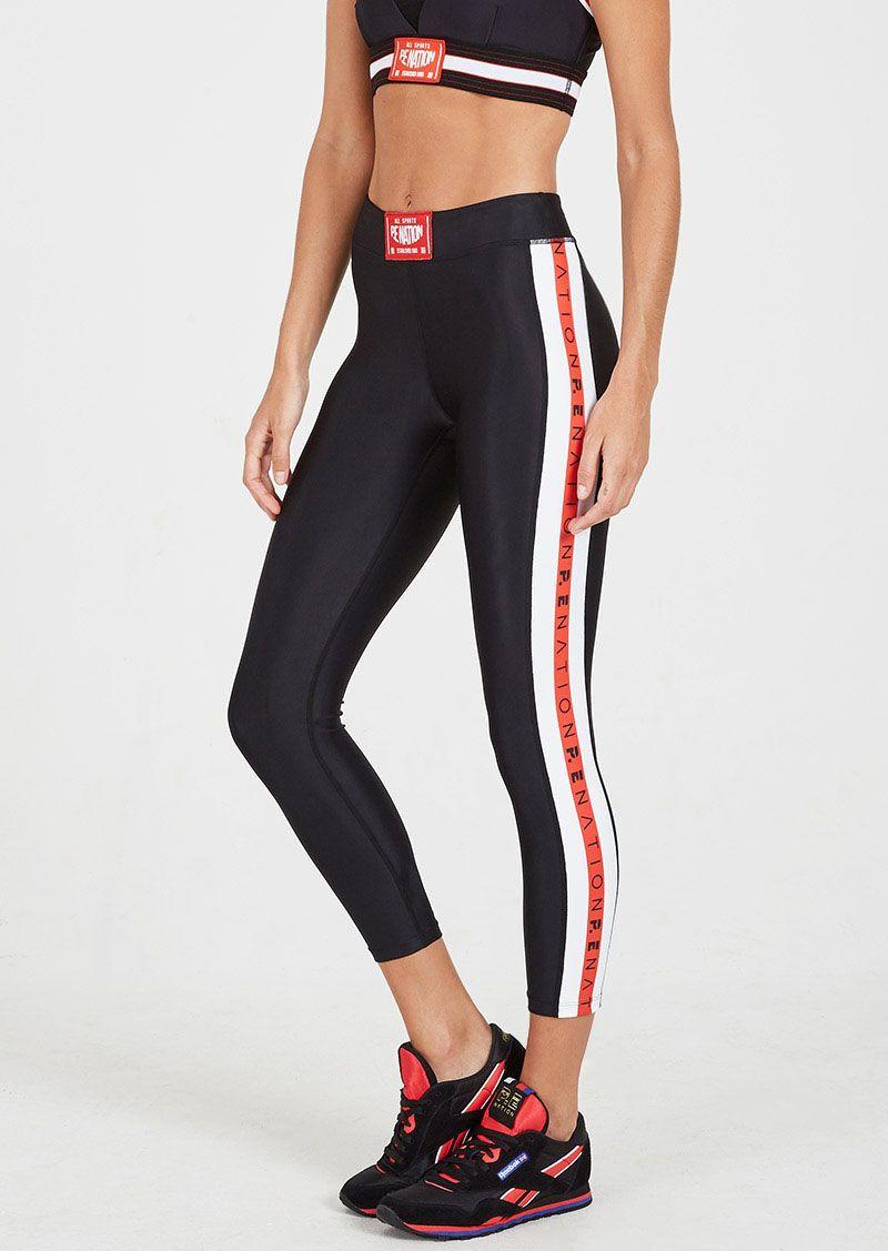 Brawler Legging P.E Nation Activewear trends
