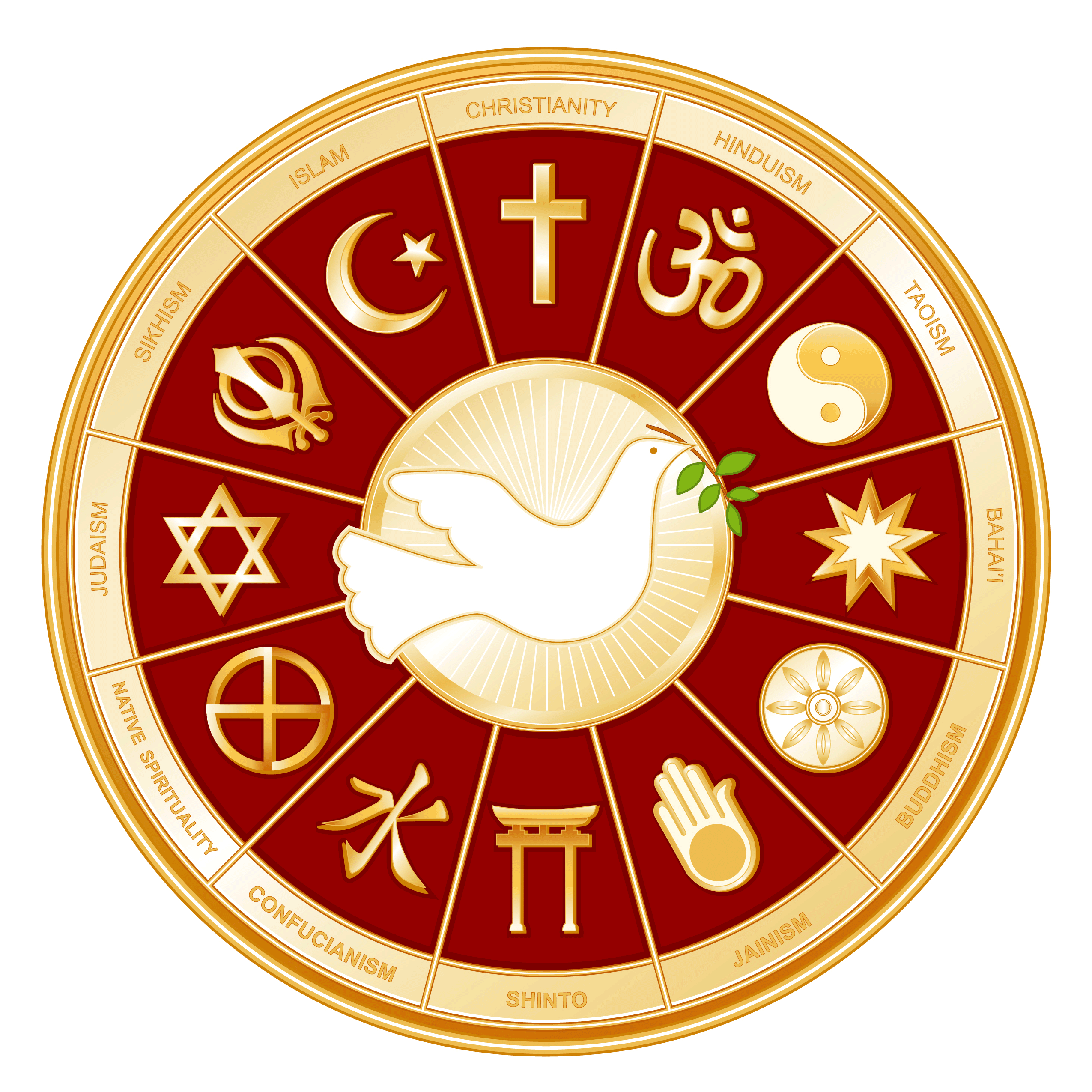 The Essentials Of All Religions Are The Same Serve Love Give