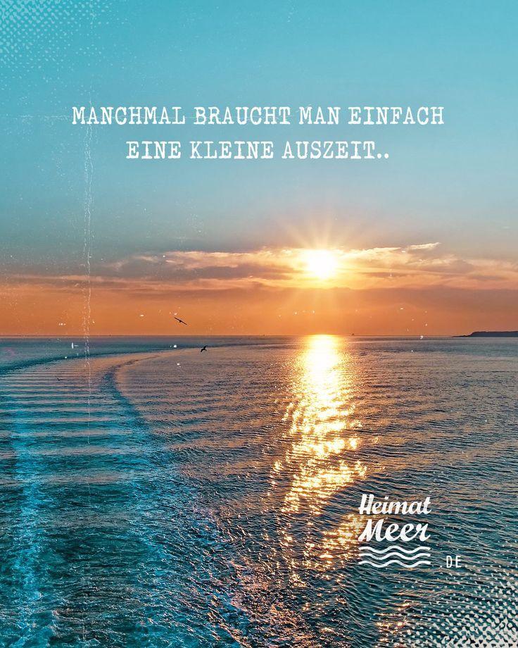 Auszeit am Meer. Mee(h)r von Heimatmeer >> - #Auszeit #Heimatmeer #Meehr #Meer #von