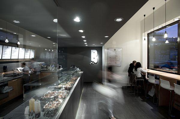 BITE bakery interior
