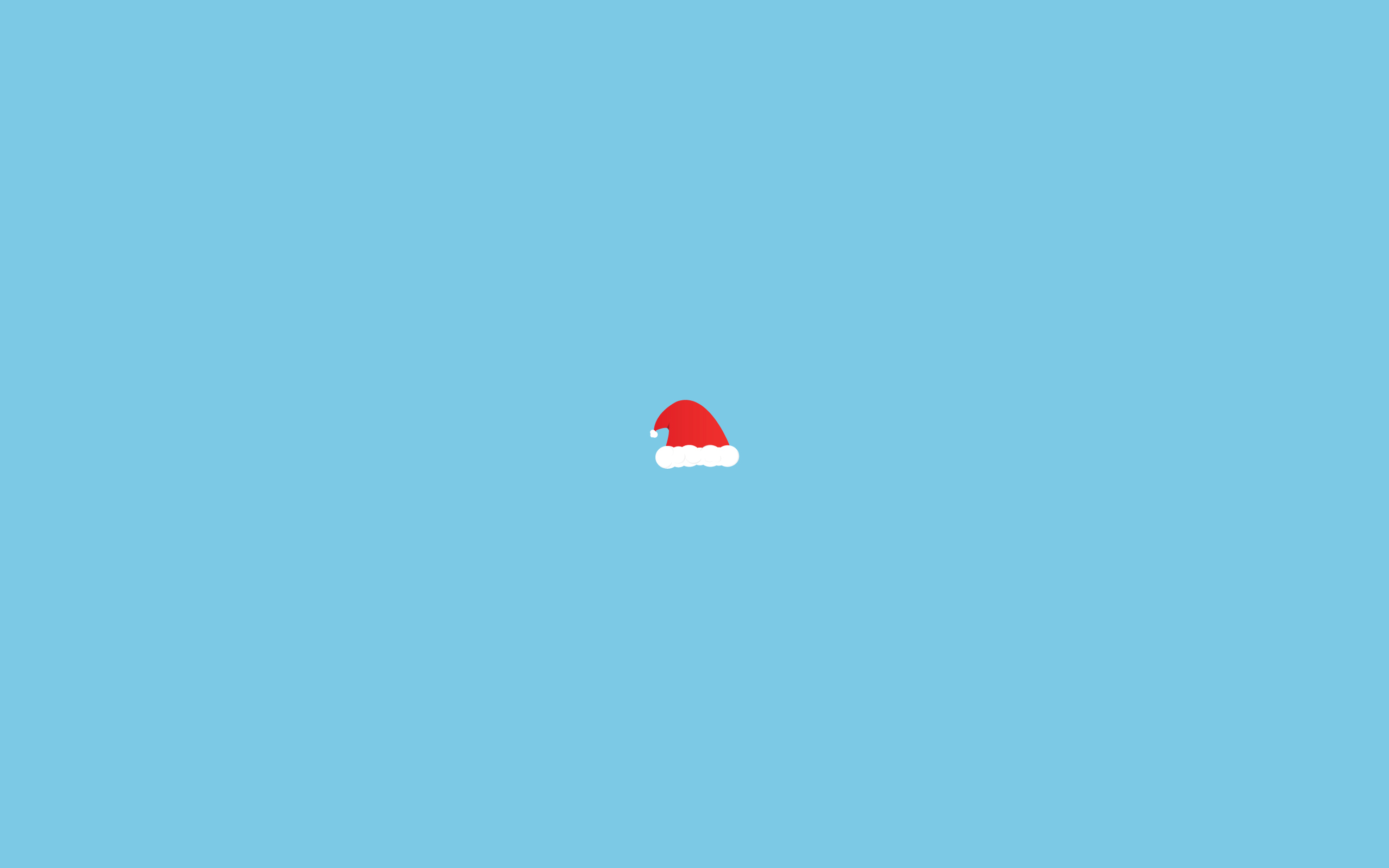 Minimalistic Christmas 2560x1600 Wallpaper 1640133