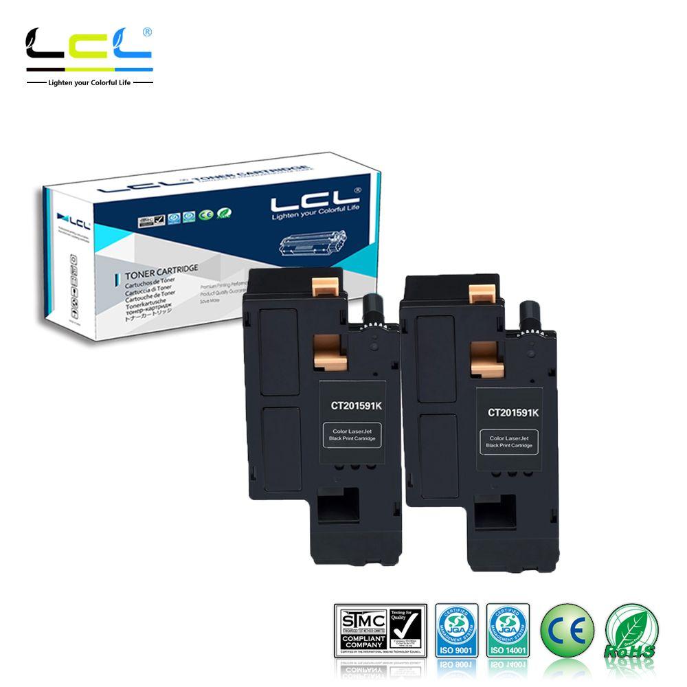 Lcl Ct201591 Ct 201591 2 Pack Black Toner Cartridge Compatible