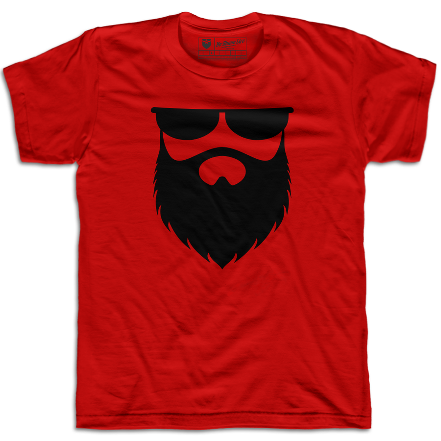 Og Beard Logo Snapback Heather Grey Mens Tshirts Beard Apparel Buffalo T Shirts