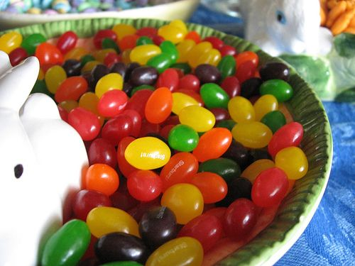 starburst jellybeans<3