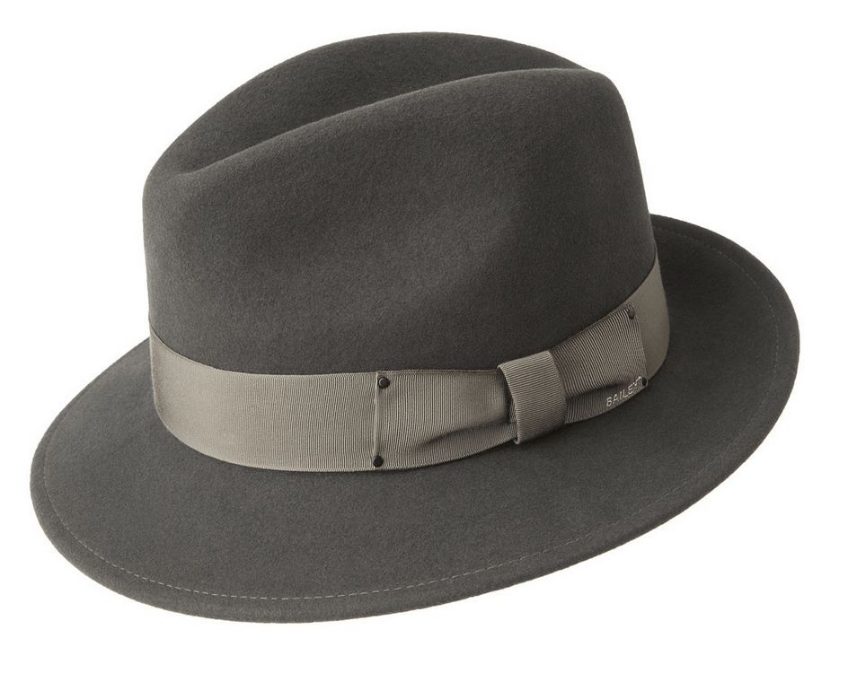 0d4e6e8827c wool felt crushable & water repellent center dent fedora crown 4