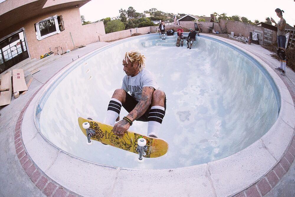San Diego pool with @cwdunn666