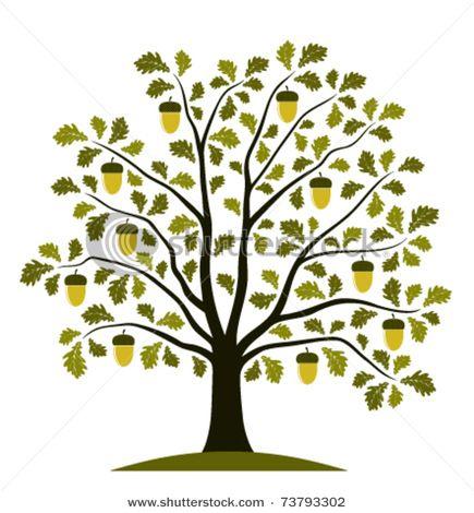 23+ Oak tree clipart png ideas in 2021
