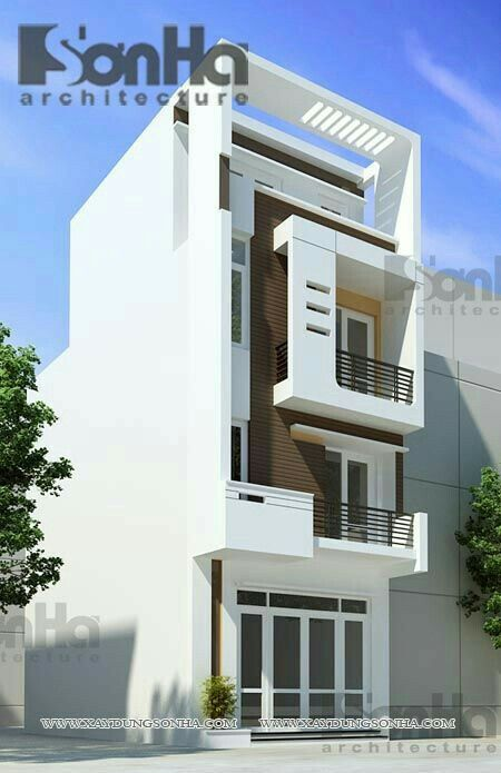 Facade House, House Elevation, House Front Design