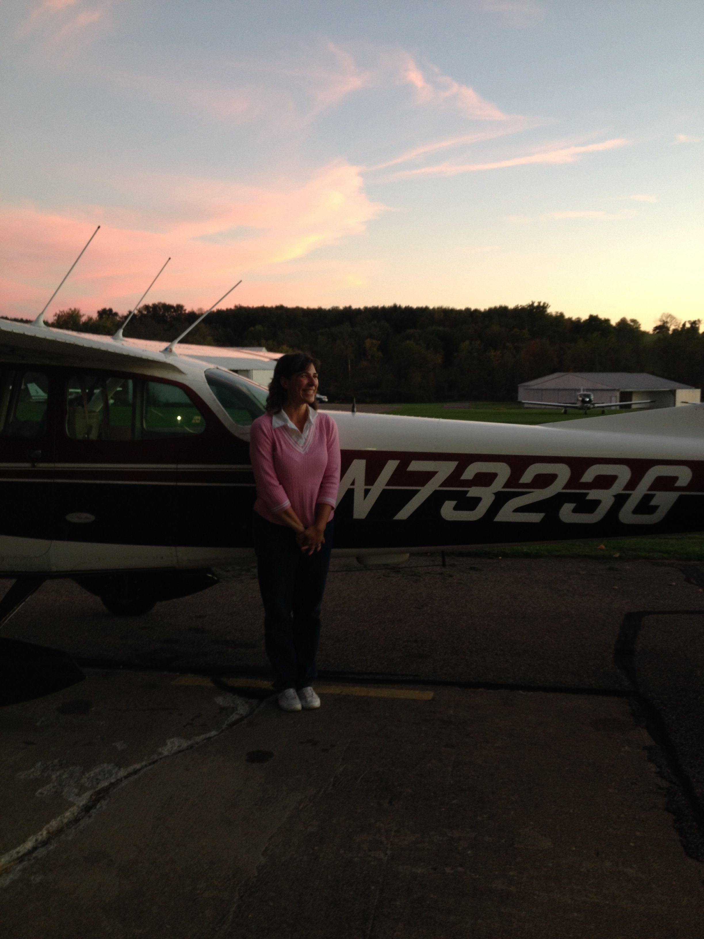 1st Solo! (With images) Aviation, Soloing, Highway