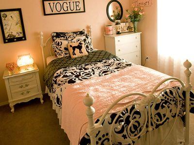 French themed little girl\'s bedroom. | Kids | Paris bedroom ...