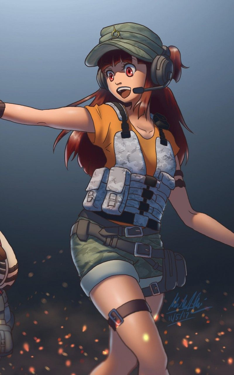 Pin On Pubg Mobile Wallpapers Download wallpaper pubg anime