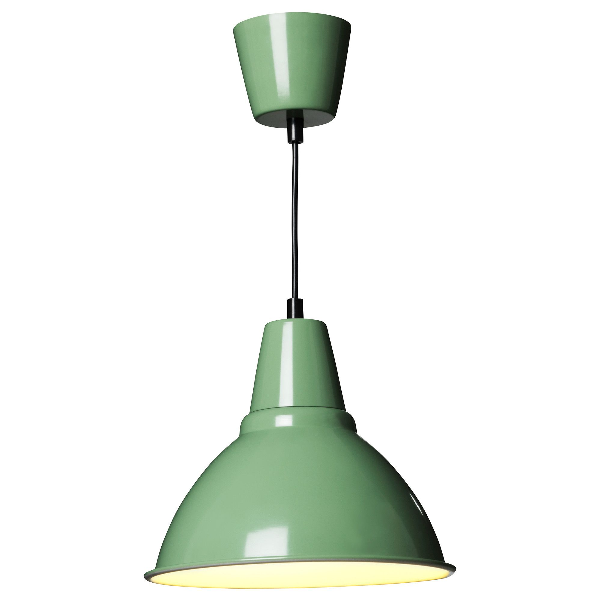 Foto pendant lamp green ikea 1499 for the home pinterest ikea foto pendant lamp green green 25 cm can spray paint inside or outside too mozeypictures