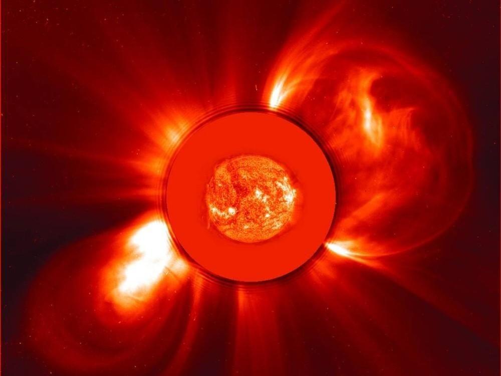 20 años del observatorio SOHO