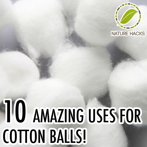 10 Amazing Uses For Cotton Balls Cotton Ball Crafts Air Freshener Diy Essential Oils Essential Oils Herbs