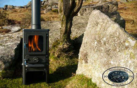 Salamander stoves are based in devon and specialise in the for Salamander stoves