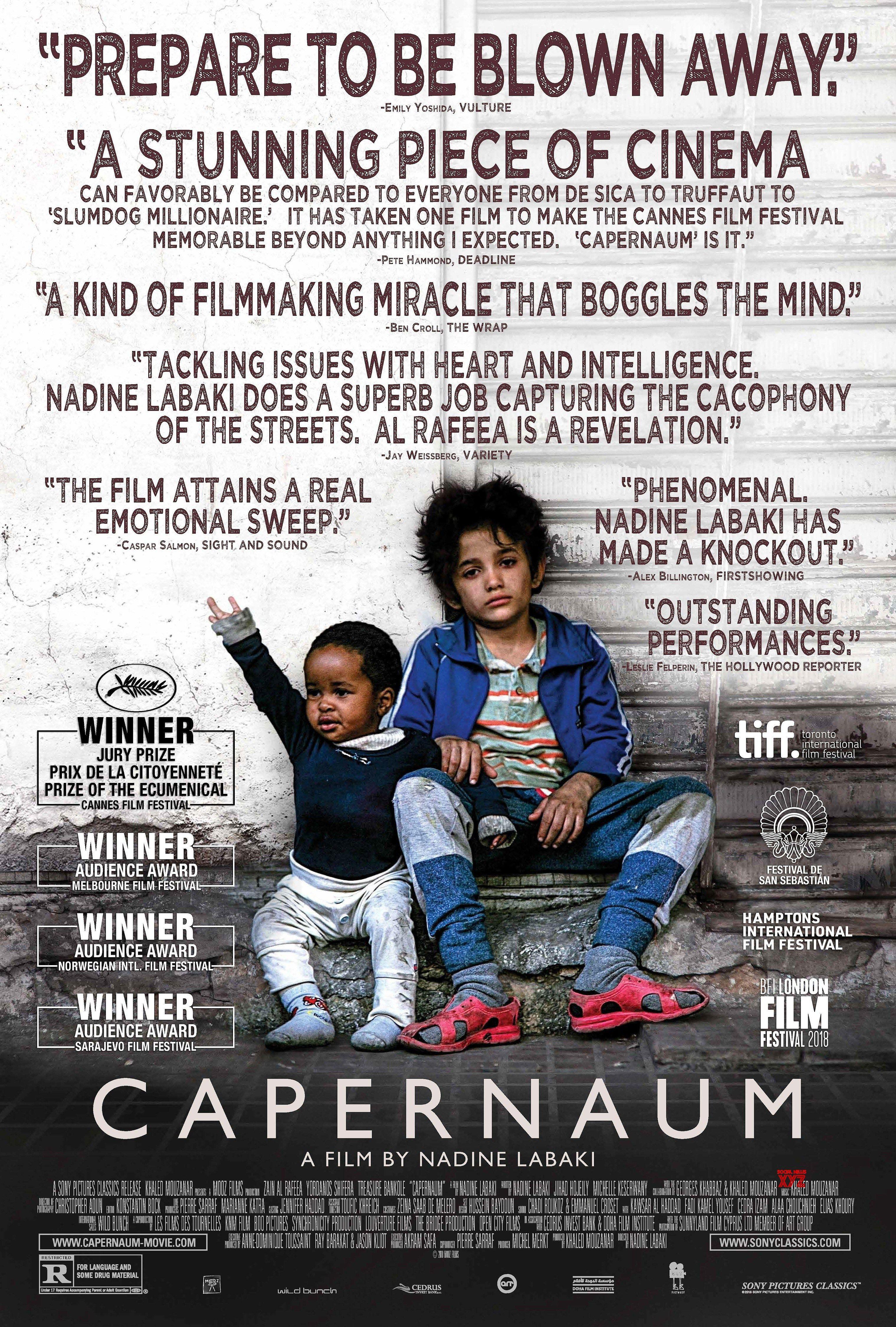 Capernaum Movie Hd Poster Filmes Antigos Hd 1080p 1080p