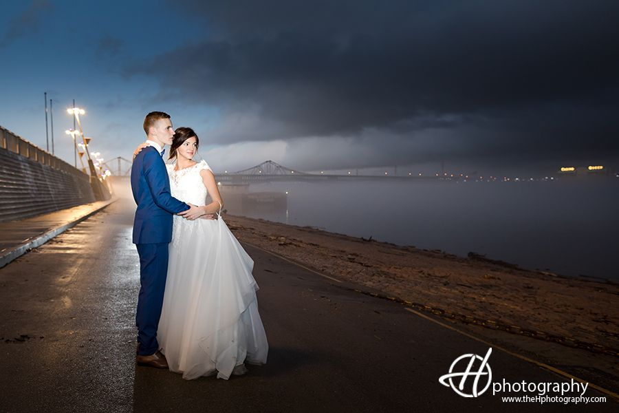 Beautiful weather doesn't mean sunshine and bright colors, a storm or some rain can be just as pretty and even more unique! To see more photos like this one check out our Photos in the Rain board. #intimatewedding #reflectionphoto #cloudyday #storm #stormphotos # #cloudlydayphoto  #cutewedingphotos #weddinginspo #weddingideas #rainyday #rainydayphotos #photosintherain #outdoorphotos #brideandgroom #romanticwedding #funweddinhphotos #hphotography