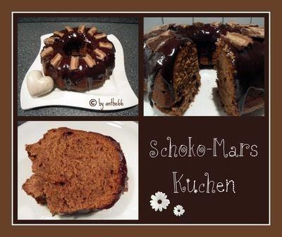 Schoko Mars Kuchen Rezeptwiese Dr Oetker Hier Bin Ich