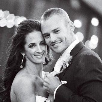 Brides Magazine: KT & Chad in Lake Tahoe, CA
