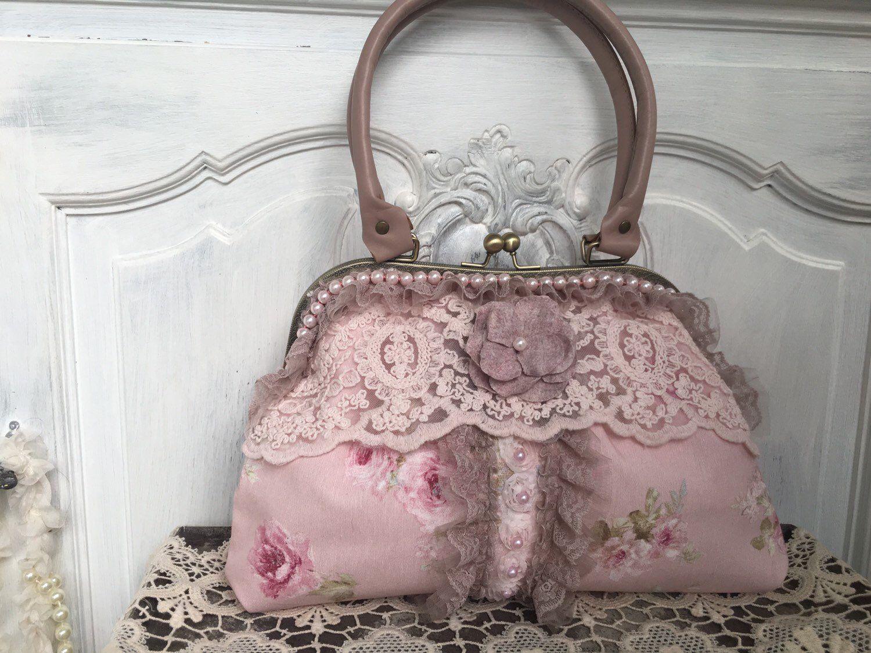 Tasche Bugeltasche Abendtasche Dirndl Tasche Shabby Romantik Taschen Handgefertigte Taschen Und Handtaschen