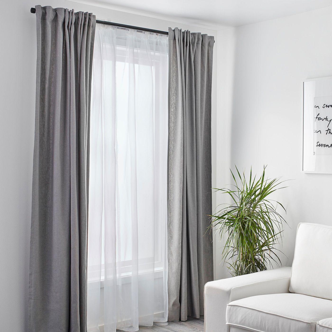 Schlafzimmer Vorhänge Ikea