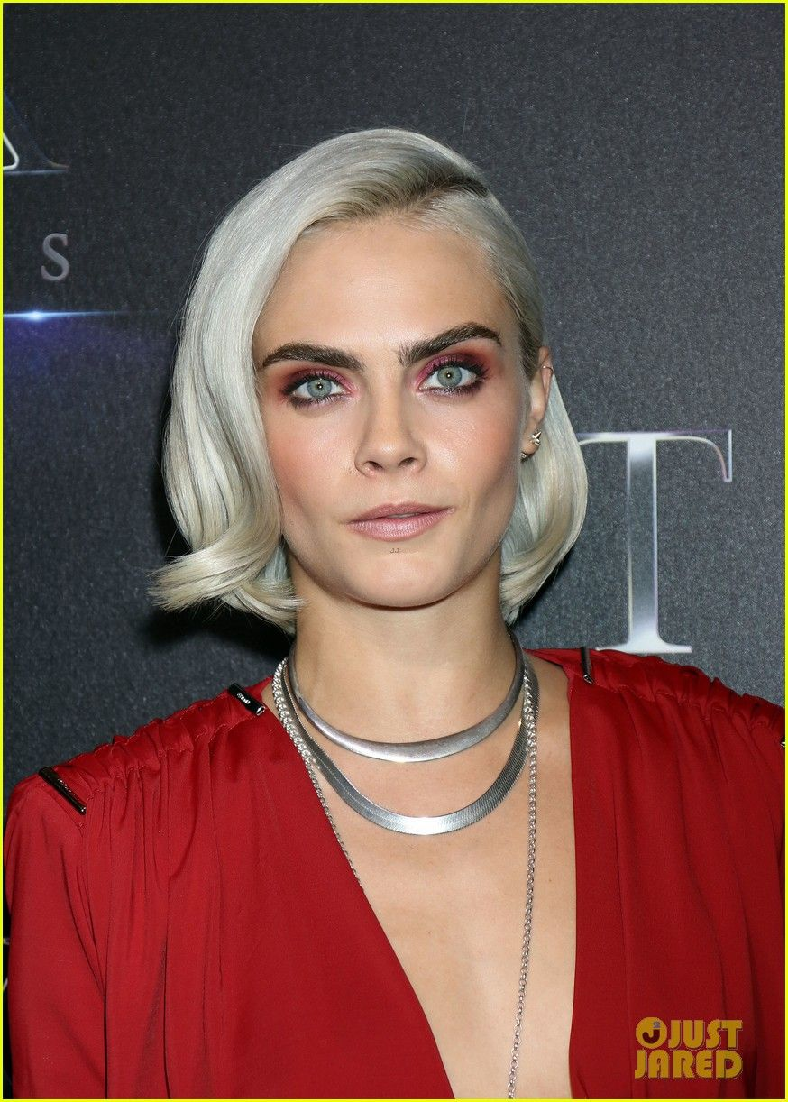 Cara Delevingne Straight-Up Shaved HerHead recommendations