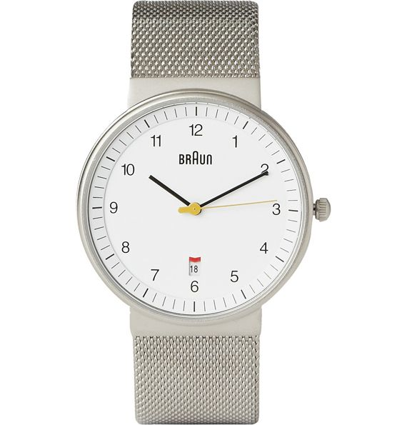 9e9e56623 BRAUN - Watch Collection | Dieter Rams | Timex watches, Watches ...