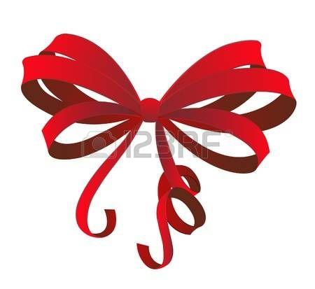 noeud ruban dessin ruban lumineux pour emballage cadeau objet isol sur un fond noeuds. Black Bedroom Furniture Sets. Home Design Ideas