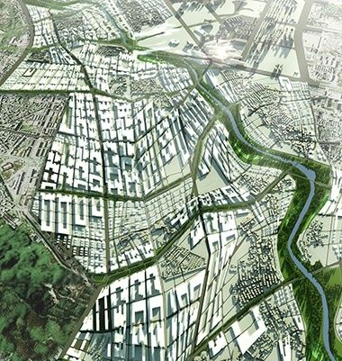 'Deep Ground' plan for Longgang in China